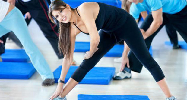 Aerobic Exercise for Your Stress