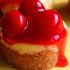 Cherry and Cheese Cakes
