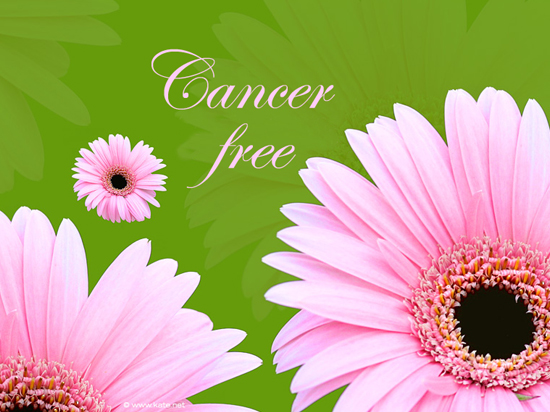 Be Cancer-free