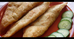 Crispy Meat Pockets